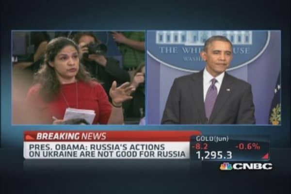 Pres. Obama: Immigration reform to strengthen economy